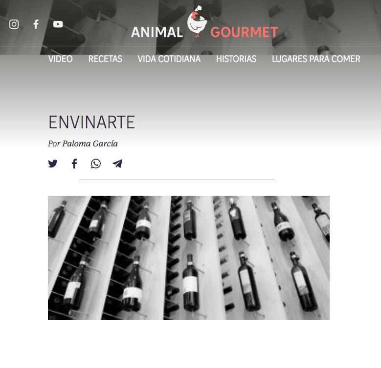 Animal Gourmet